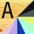 A. Laterais/Extremidades COLORIDO ESPECIAL + Gaveta PINUS