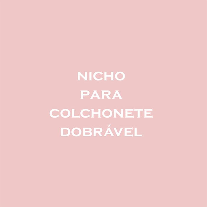 NICHO PARA COLCHONETE DOBRÁVEL
