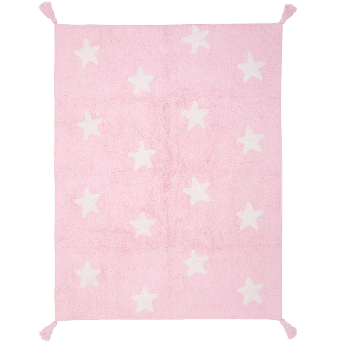 TAPETE CONSTELLATION ROSA