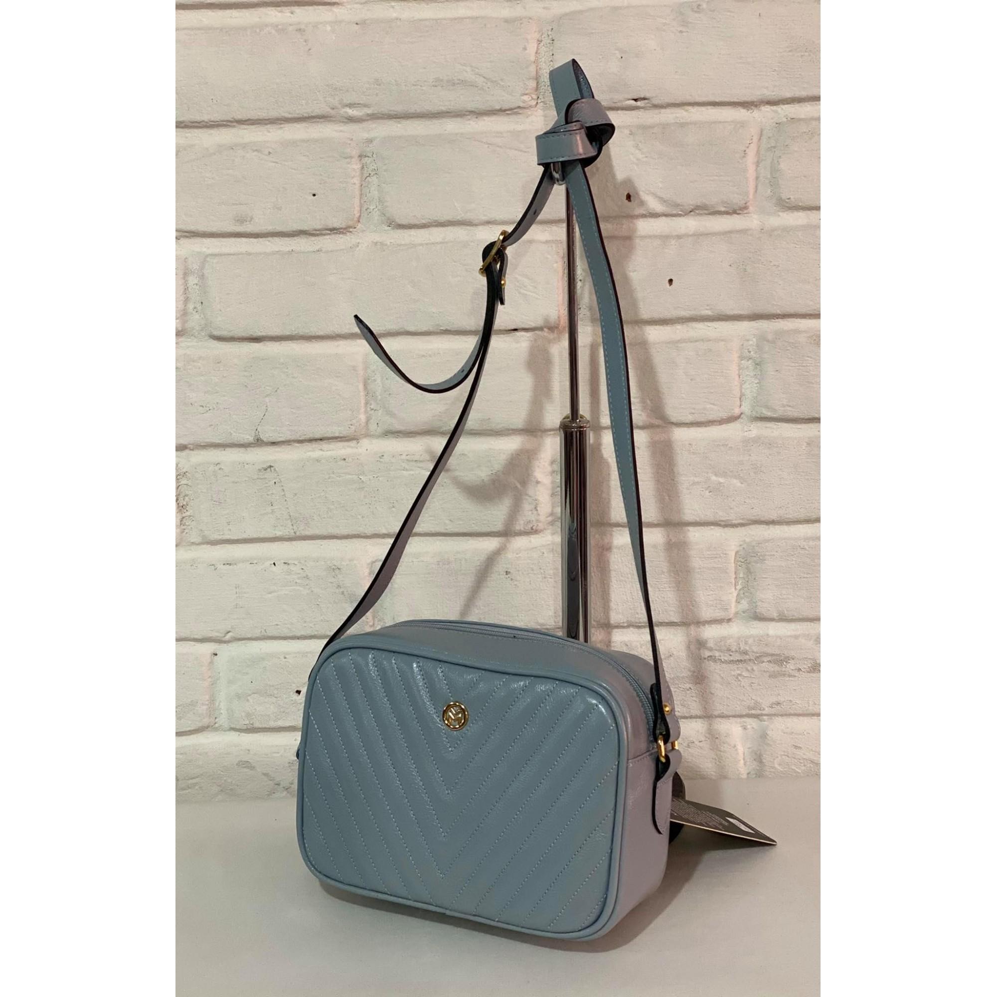 Bolsa Mariart Transversal 1010799 Azul Bebê