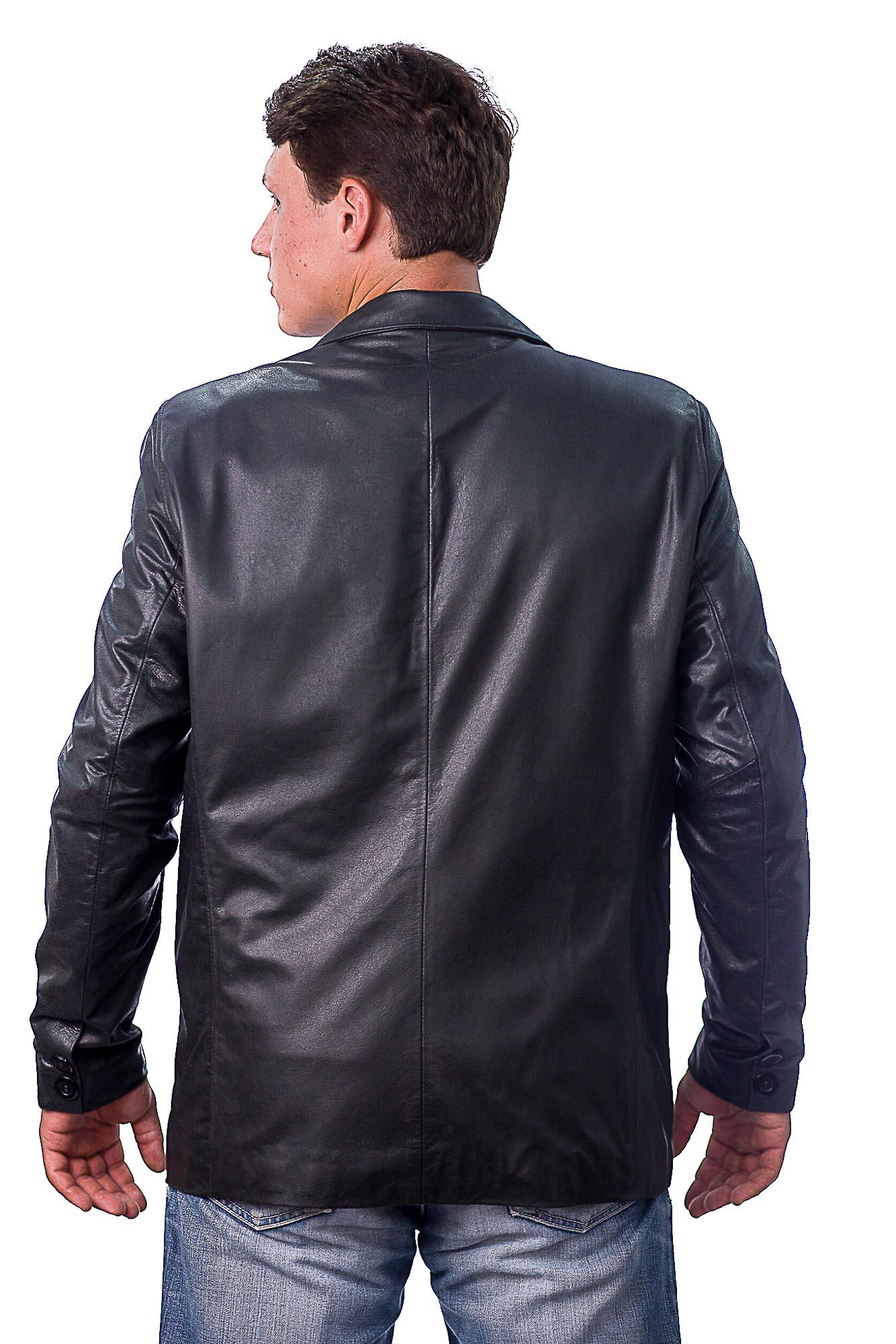 Casaco Masculino 900 Estilo Blazer Kraky Preto
