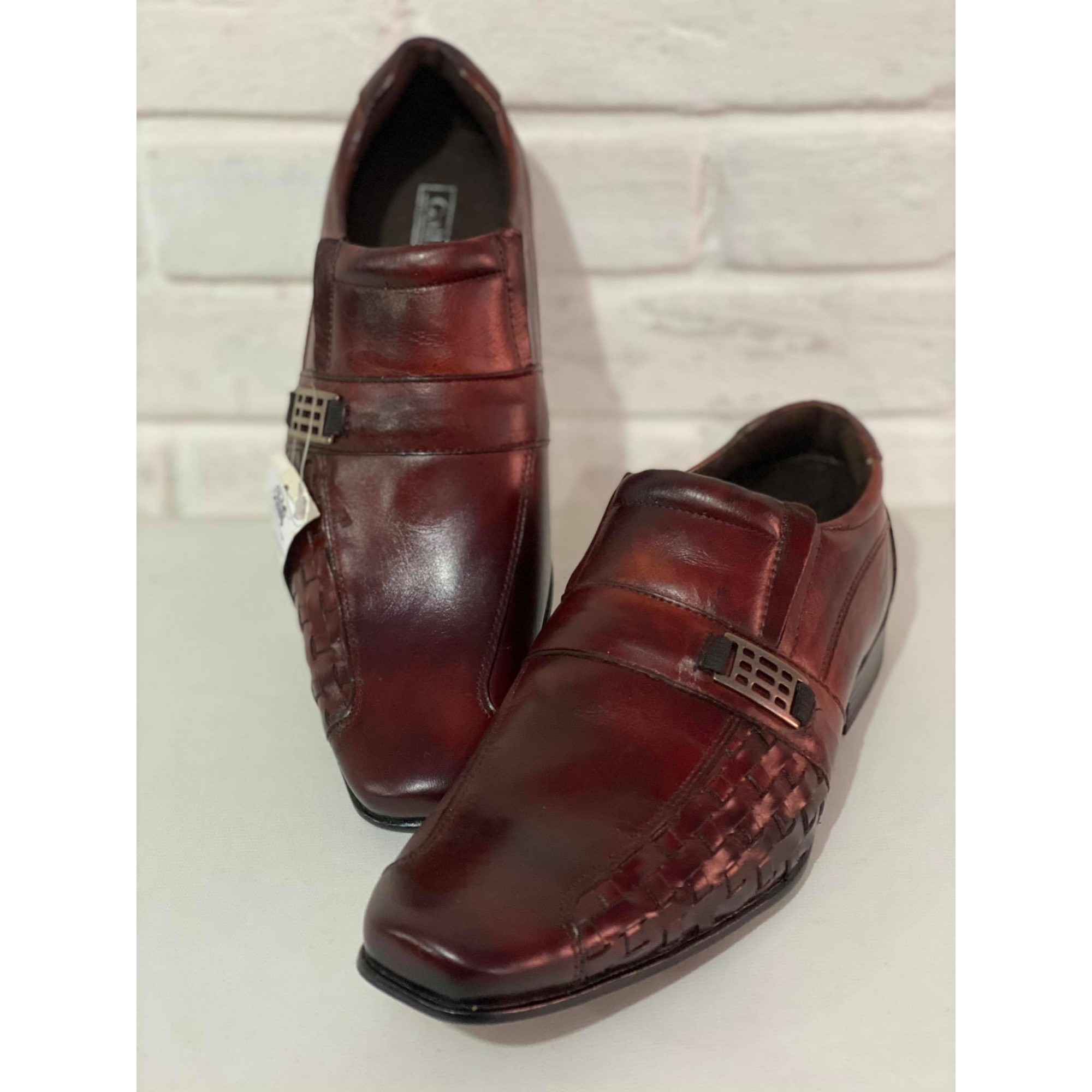 Sapato Masculino Gallipoli 1009270 Café
