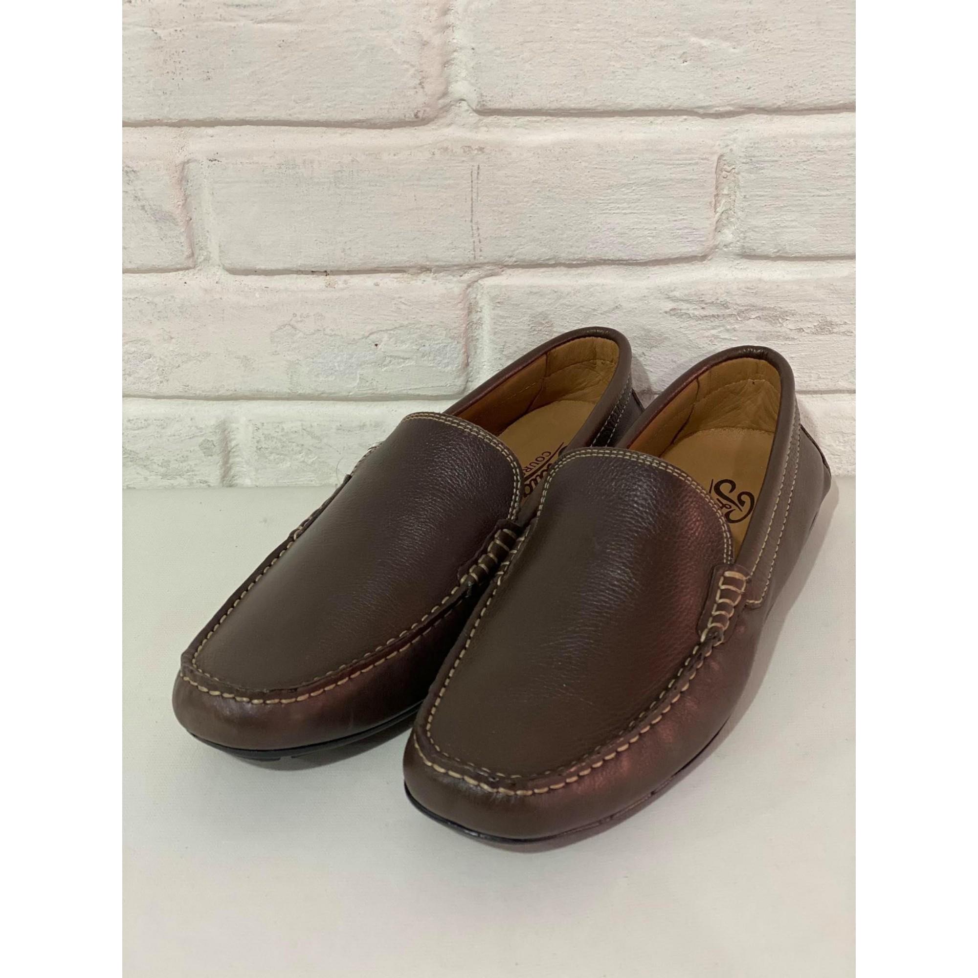 Sapato Masculino Prata Couro 2230 Jovac