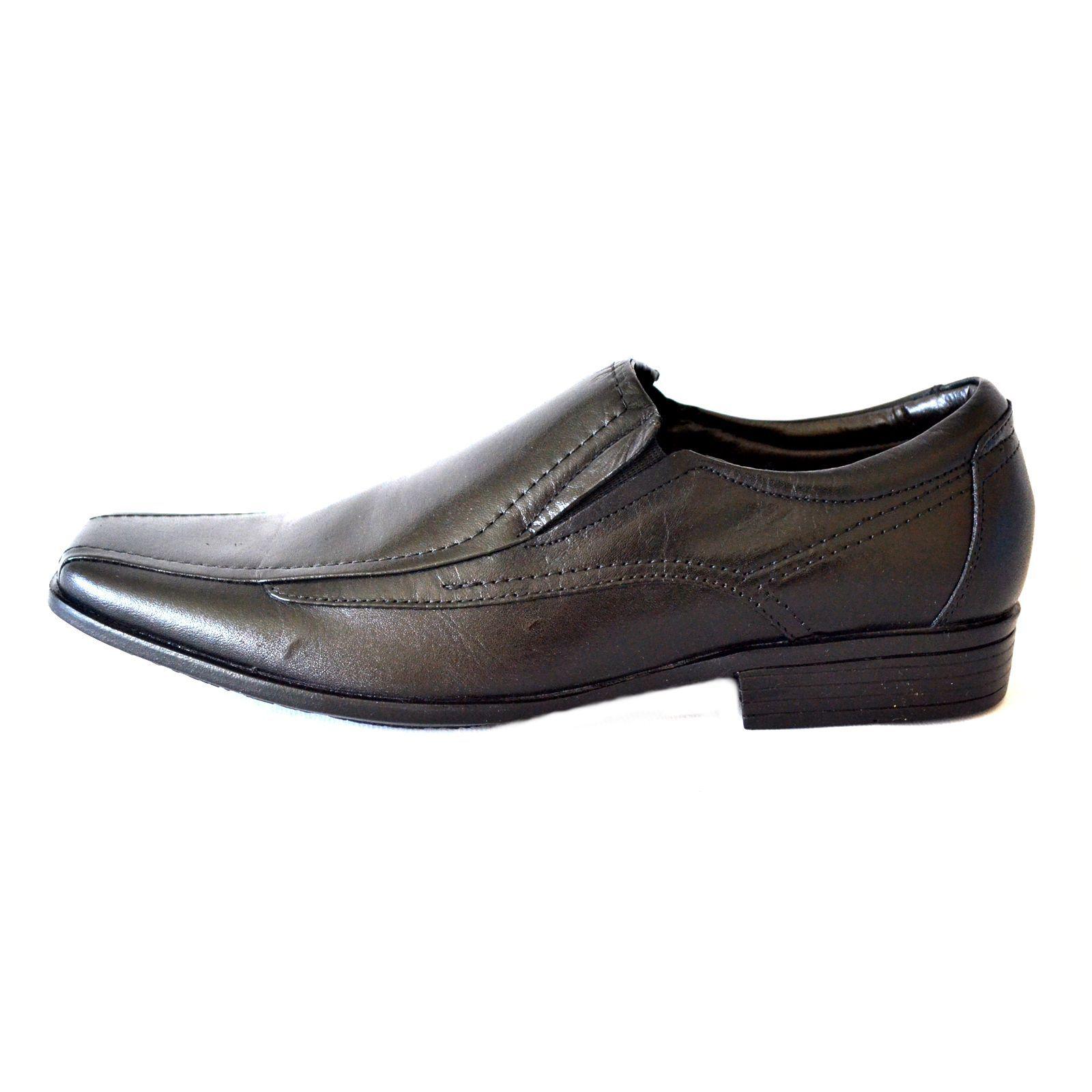 Sapato Prata Couro 1009481 Mestiço Preto