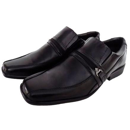 Sapato Prata Couro Zafira