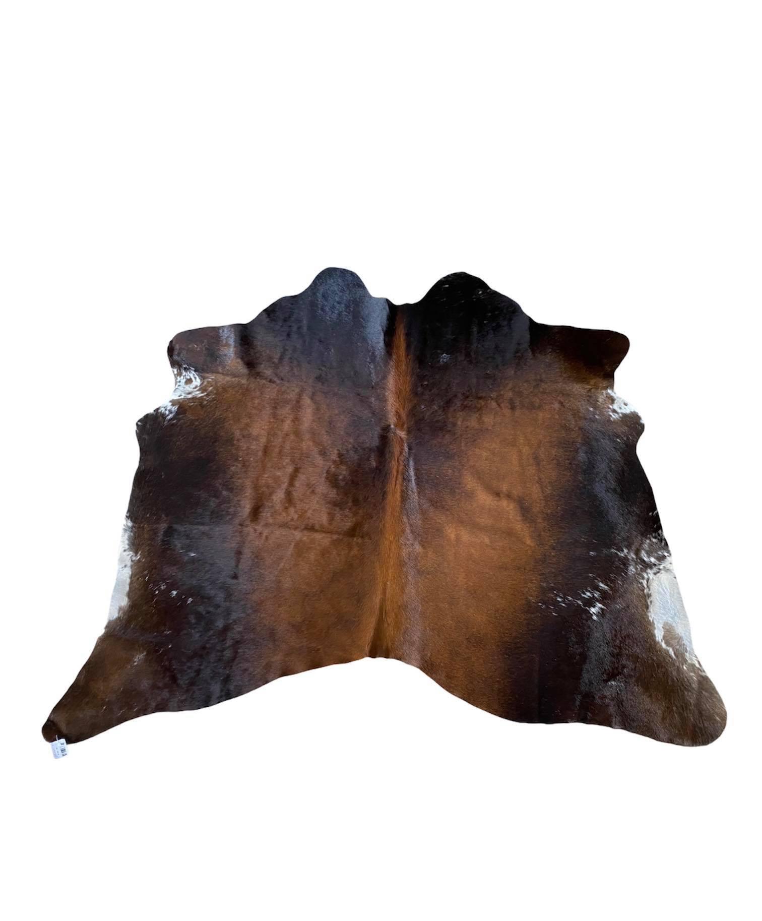 Tapete Formato de Boi Marrom Escuro 1010853