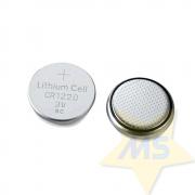 Bateria de Litio 3V CR1220