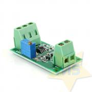 Conversor de Corrente 4-20mA para  0-5V