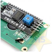 Display LCD azul 16x2 I2C