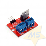 Modulo driver Mosfet IRF520
