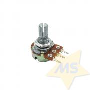 Potenciômetro Linear Mini 100K