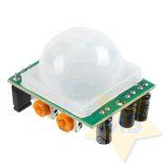 Sensor de movimento e presença PIR - HC-SR501