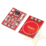 Sensor Touch Capacitivo TTP223