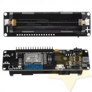 WeMos D1 ESP-Wroom-02 ESP8266 WiFI com Suporte Bateria 18650