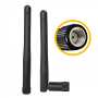 Antena WiFi 2.4 GHz 3dBi RP-SMA
