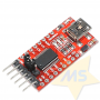 Conversor FTDI FT232 USB serial