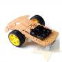 Kit Chassi 2WD Smart  Robô