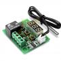 Termostato Digital W1209 com sensor temperatura