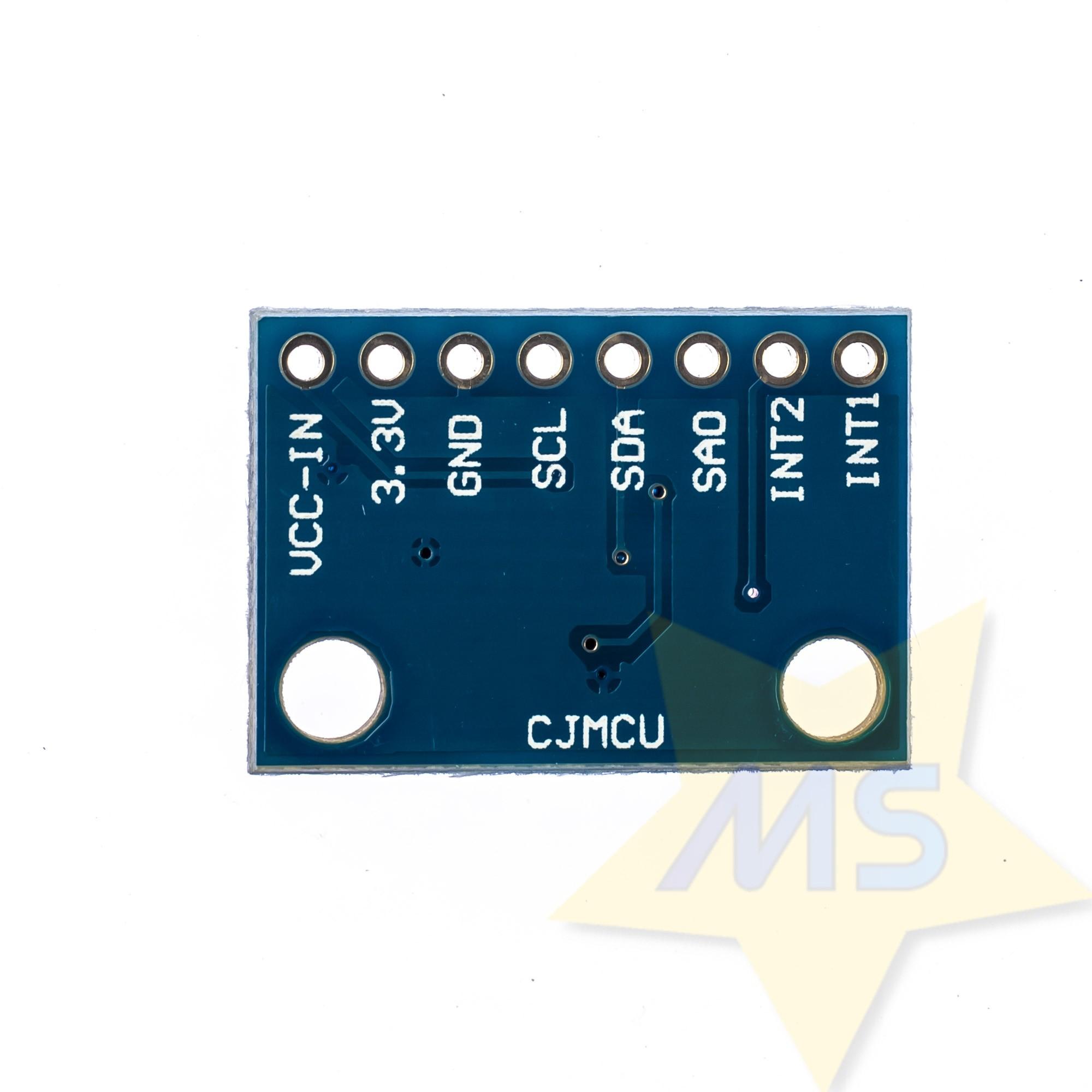 Acelerômetro 3 Eixos MMA8452