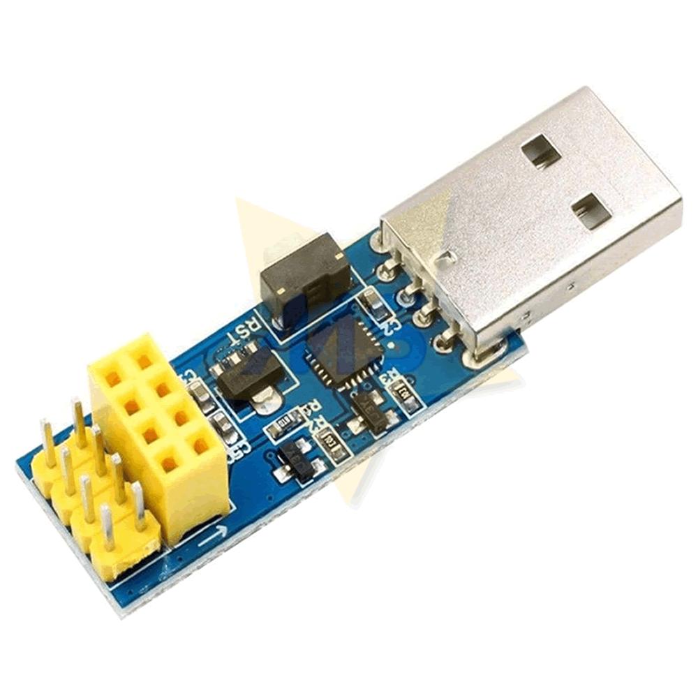 Adaptador Gravador ESP8266 ESP-01 WIFI