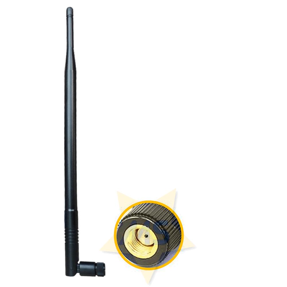 Antena WiFi 2.4 GHz 10dBi RP-SMA