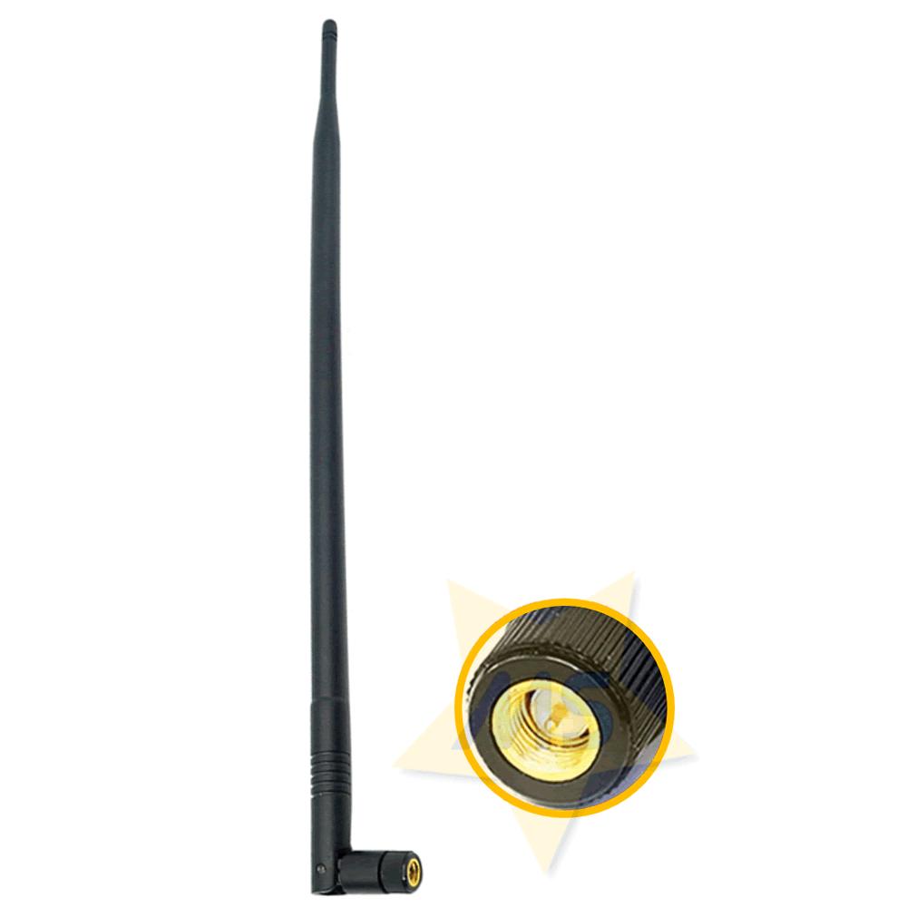 Antena WiFi 2.4 GHz 10dBi SMA
