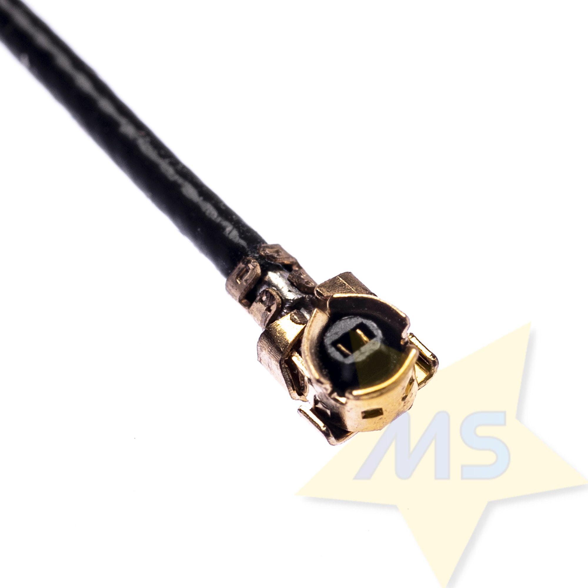 Antena WiFi 2.4 GHz 5dBi SMA Macho + Cabo Pigtail