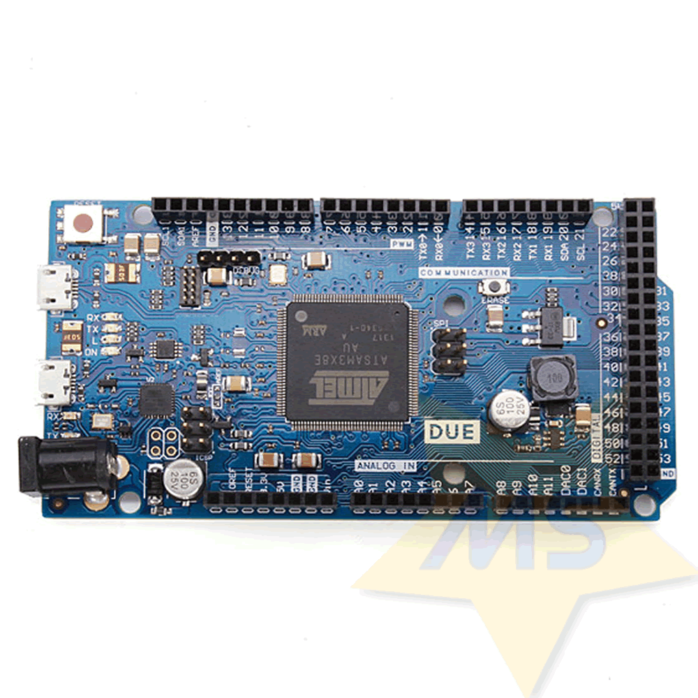 Arduino Due Arm R3 + Cabo USB