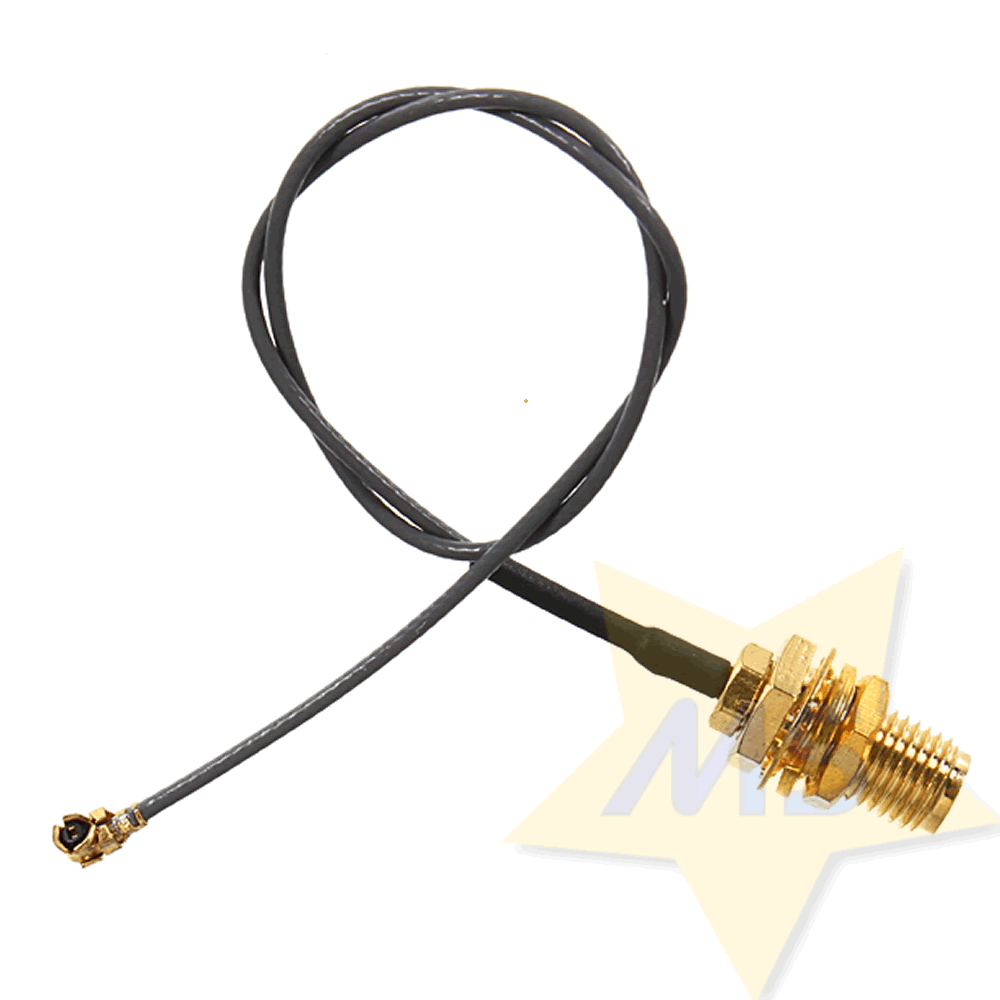 Cabo Pigtail SMA 15cm