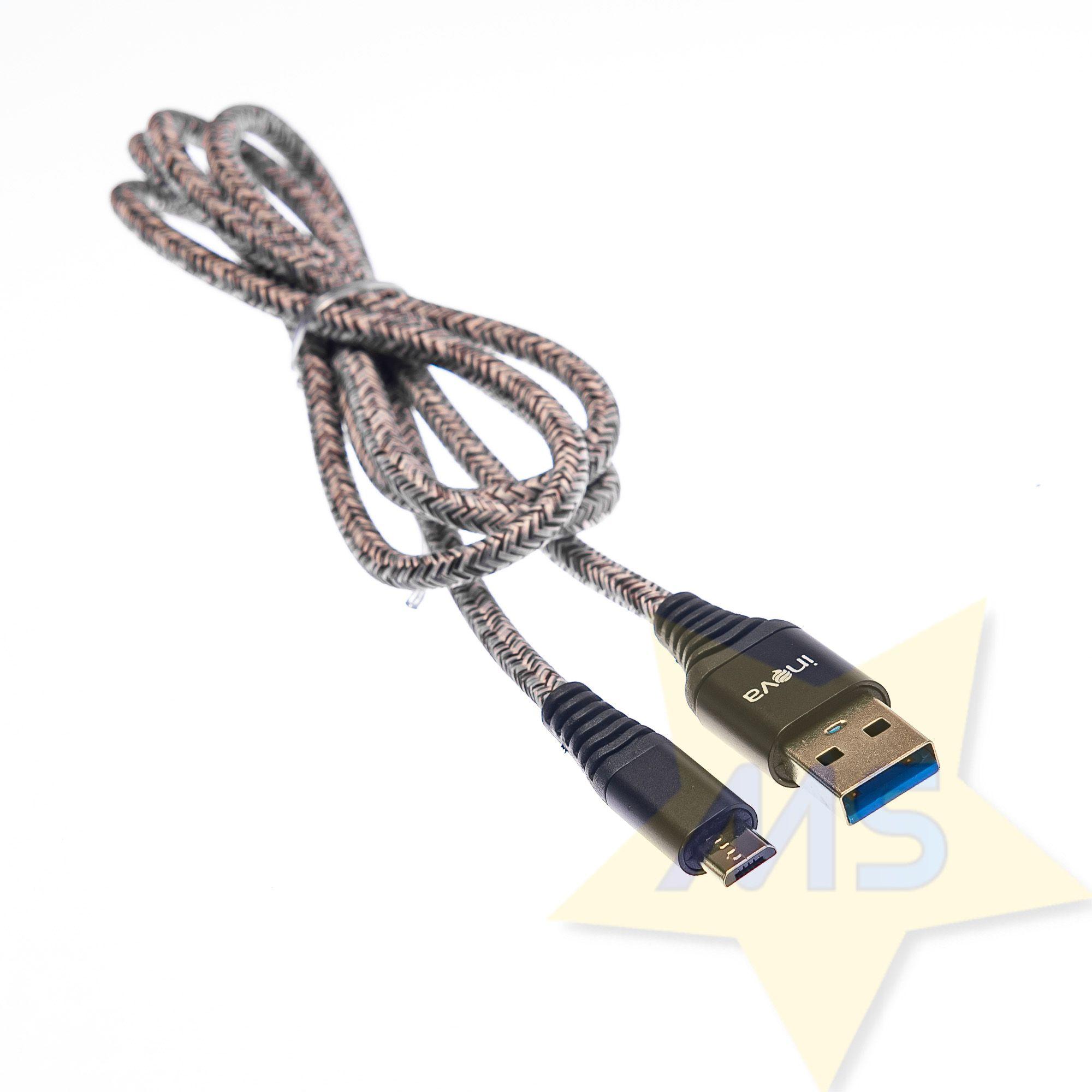Cabo USB Micro USB (V8)1.2M