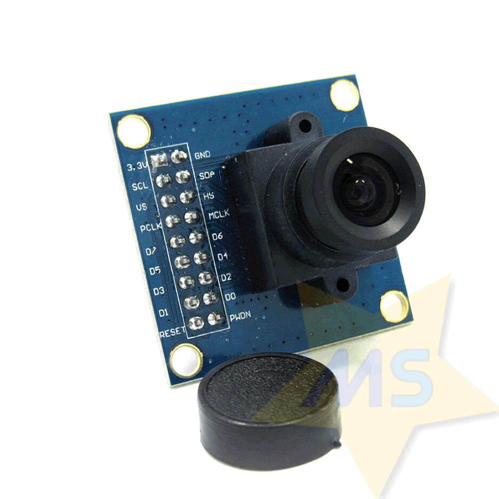 Camera OV7670 300KP  VGA com FIFO  AL422B