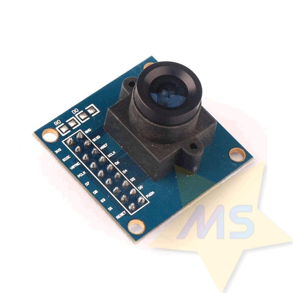 Camera OV7670 300KP  VGA para Arduino