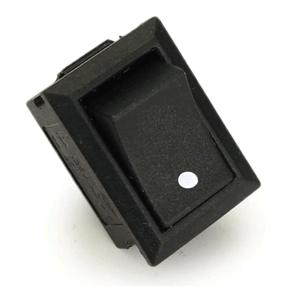 Chave Gangorra KCD1-101 com 2 terminais Pulsante