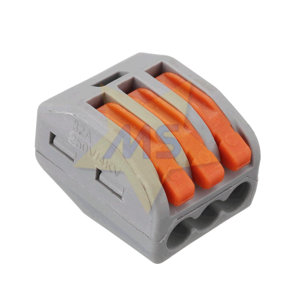 Conector de Derivação PCT-213 Engate Rápido