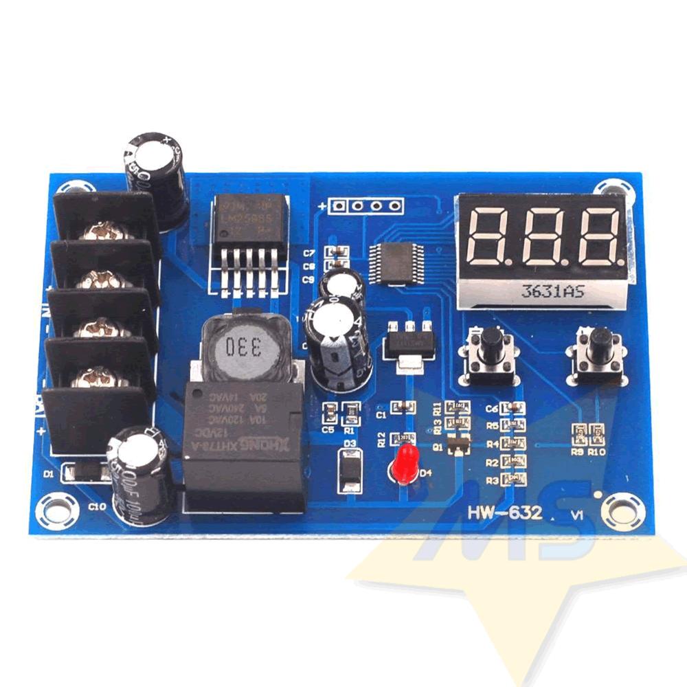 Controlador De Carga Bateria HW-632