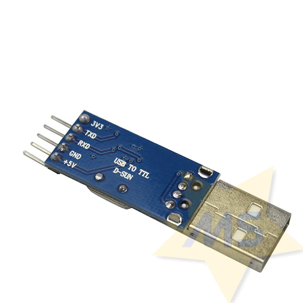 Conversor FTDI PL2303  USB serial