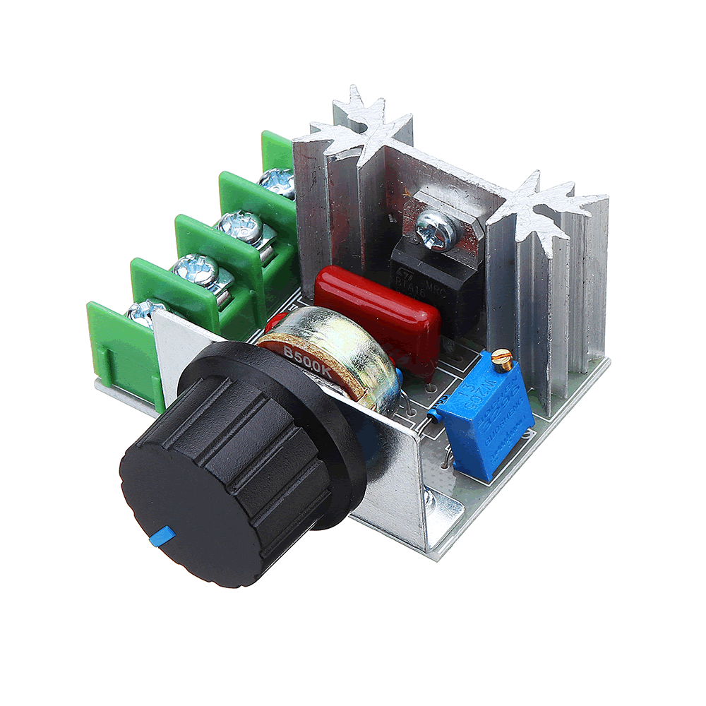 Dimmer 2000W 50 - 220V AC