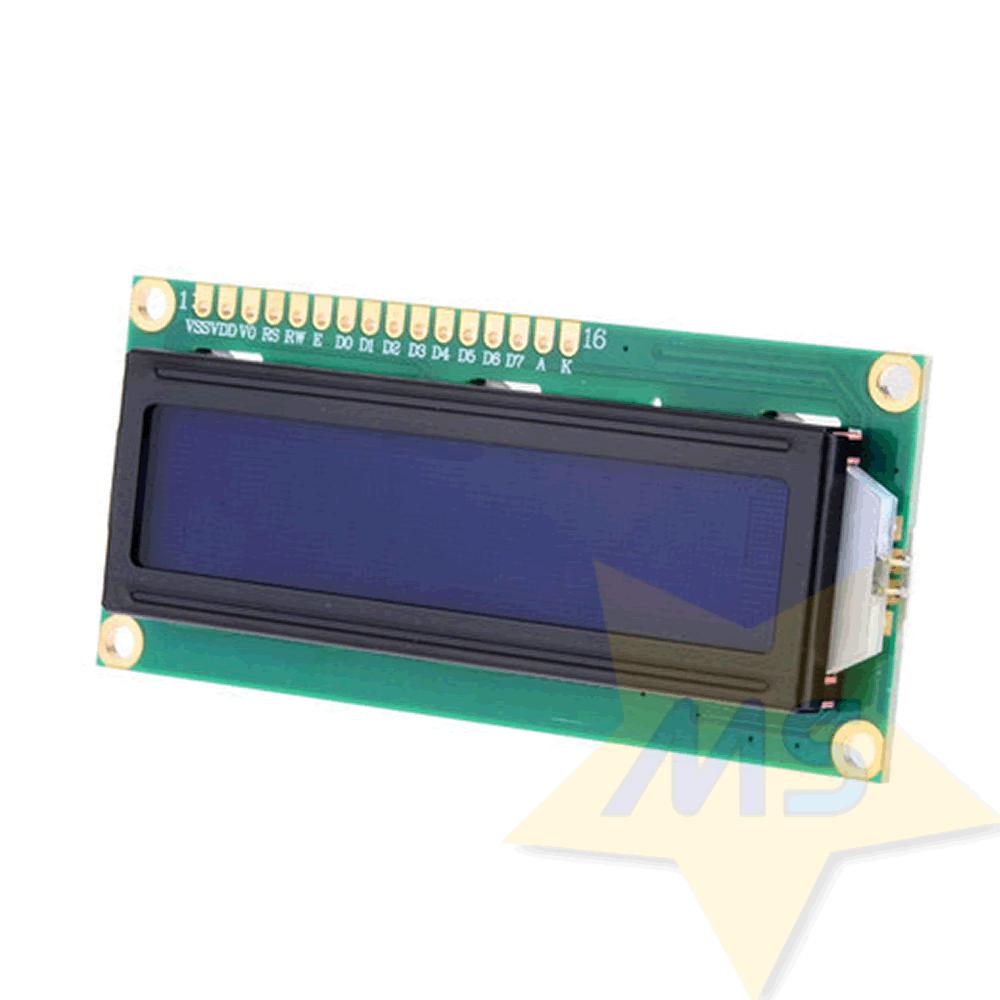 Display Lcd 16x2 com Backlight Azul
