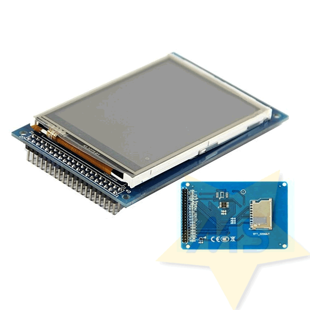 Display LCD TFT 3.2 Touch Screen
