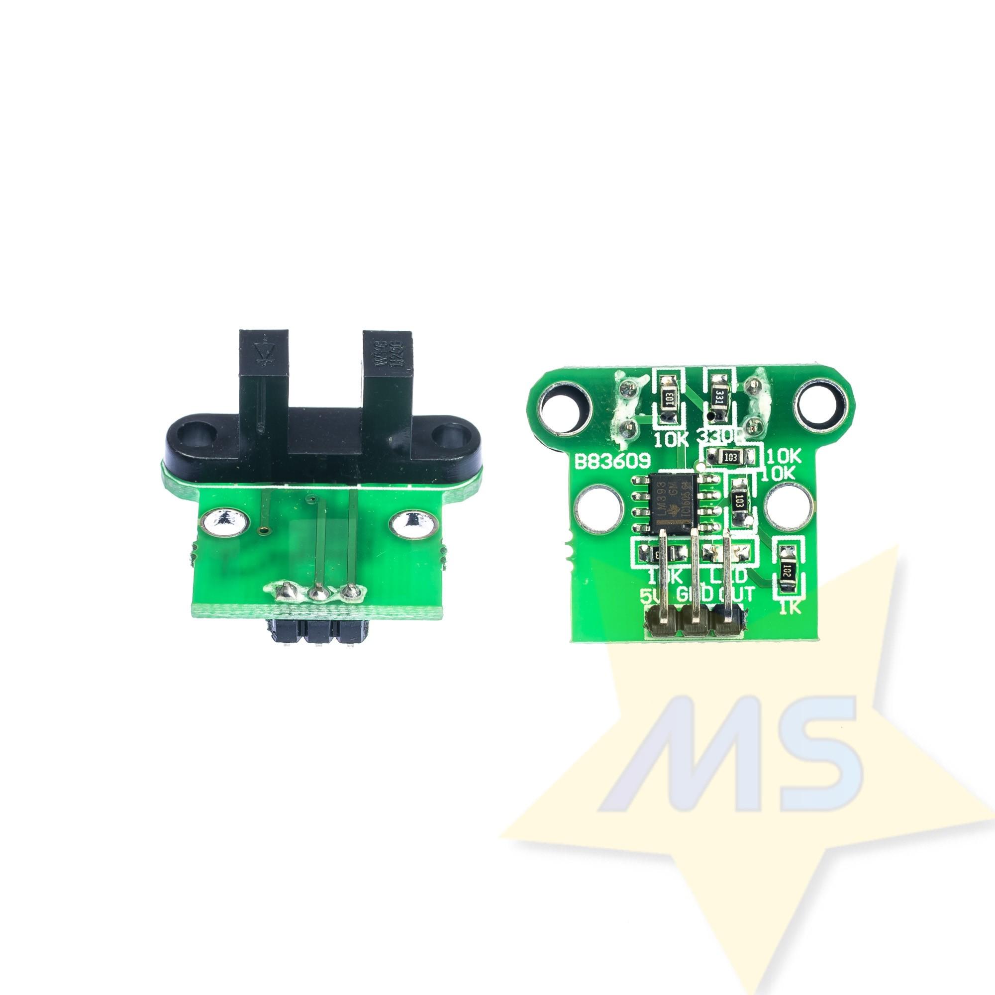 Encoder HC 020K Sensor de Velocidade duplo