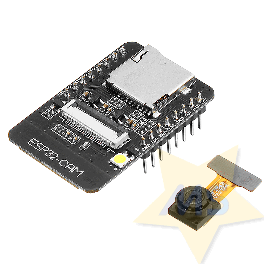 ESP32-CAM com Camera OV2640 2MP