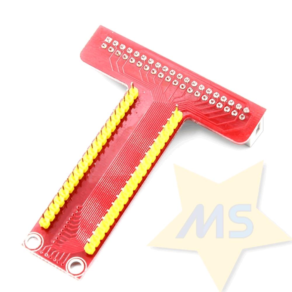 Kit Expansão de GPIO Raspberry Pi 40 pinos