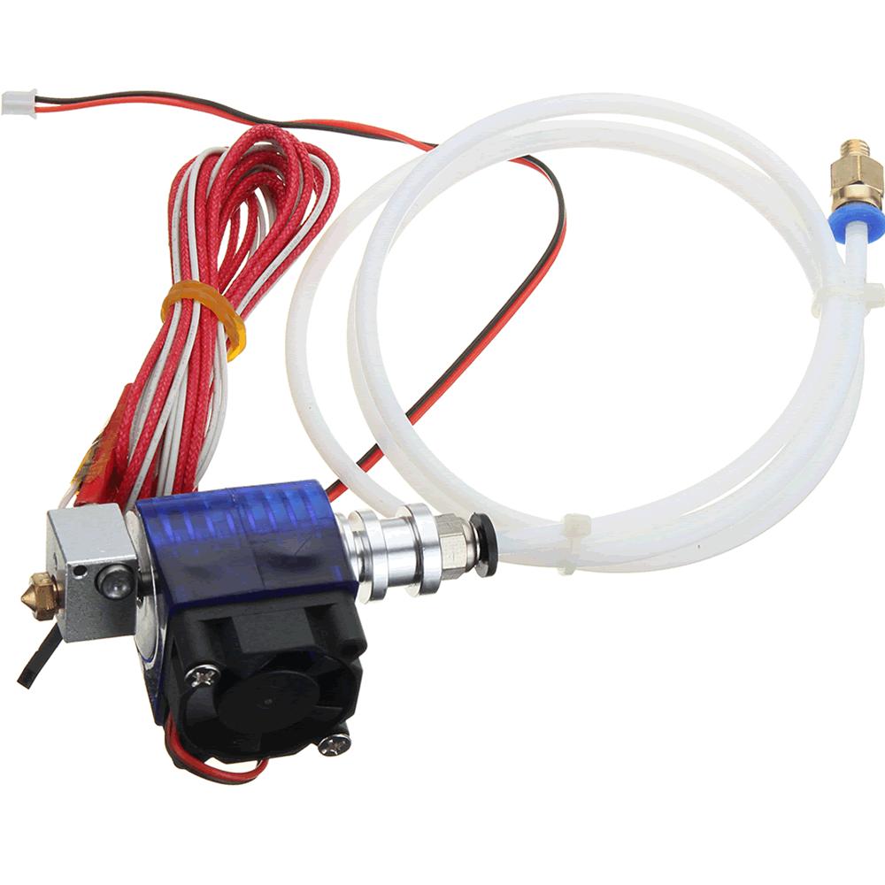 Kit Hotend E3D V6 de Impressora 3D com Bico de 0.4 mm