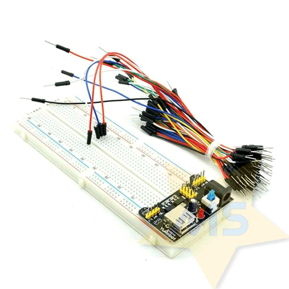 Kit Protoboard MB 102