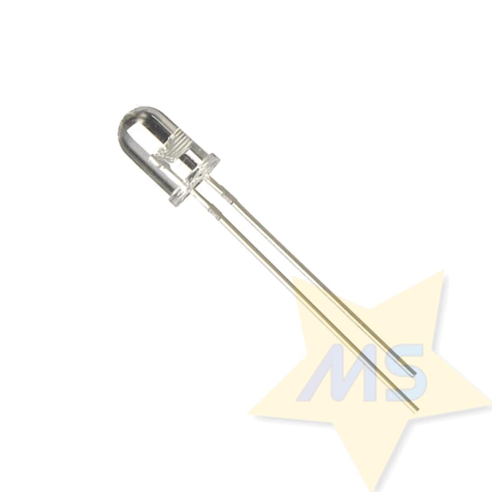 LED Emissor Infravermelho 5mm IR