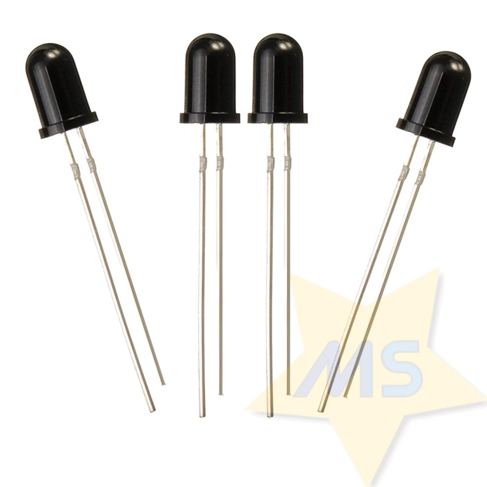 LED Receptor Infravermelho 5mm IR