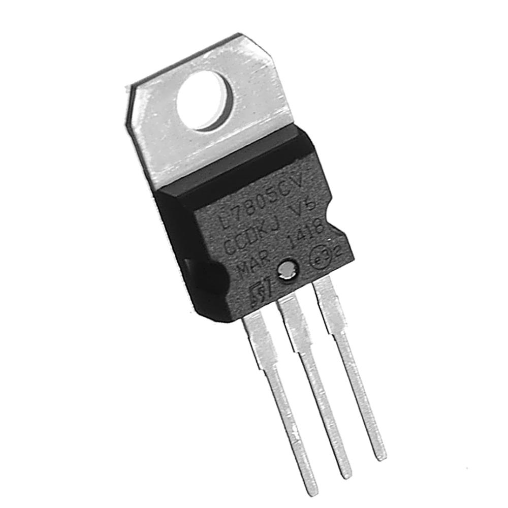 LM7805CV - Regulador de Tensão 5V