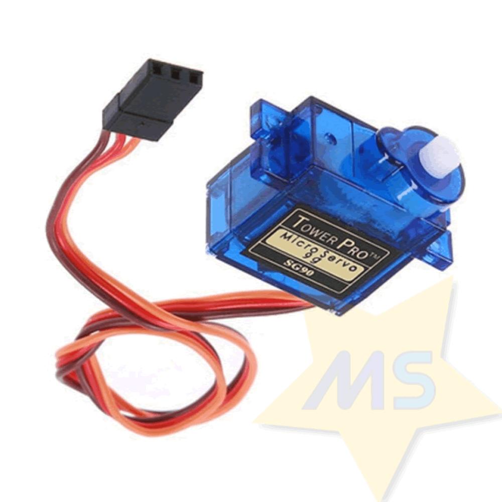 Micro Servo Motor SG90 9G TowerPro