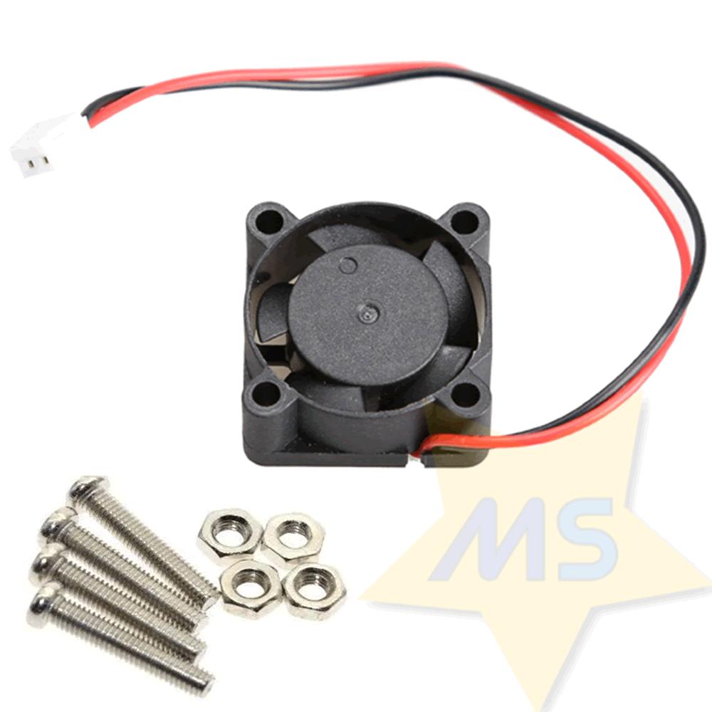 Micro ventilador Fan Cooler 25x25x10  5V