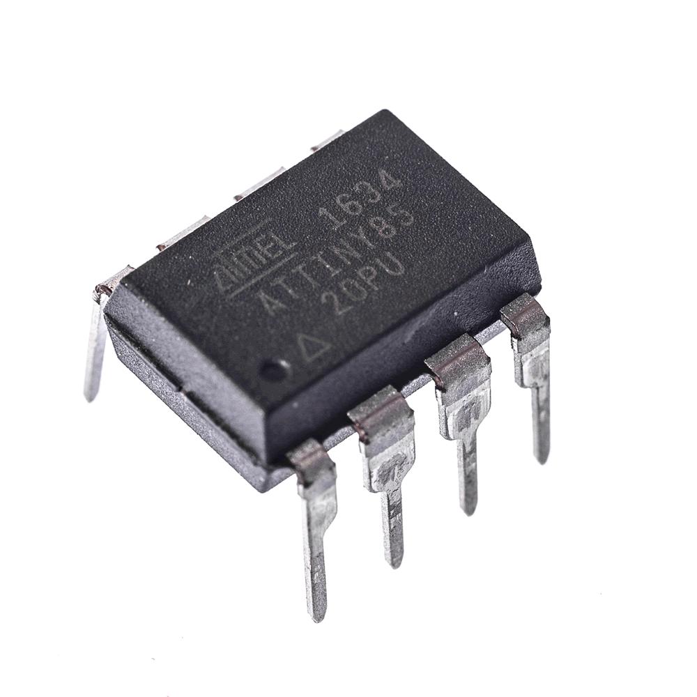 Microcontrolador ATtiny85 20PU